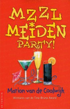 MZZL meiden partypakket deel 5 met gratis topje - 9789026136641 - Marion van de Coolwijk
