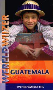 Wereldwijzer – Guatemala - 9789038918266 - Yvonne van der Bijl