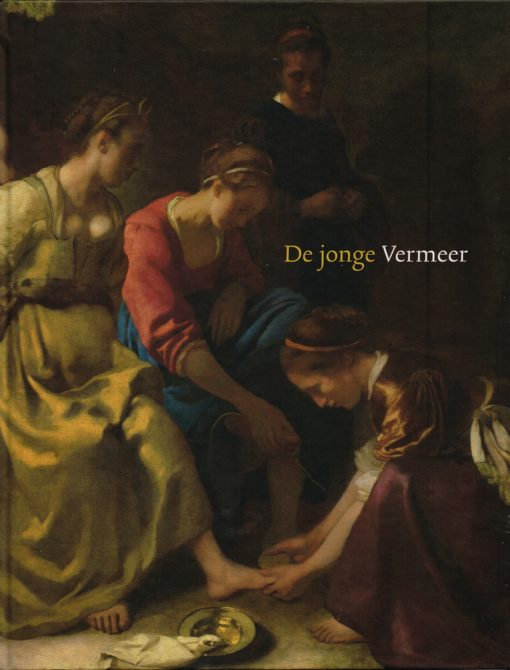 De jonge Vermeer - 9789040076794 - Edwin Buijsen