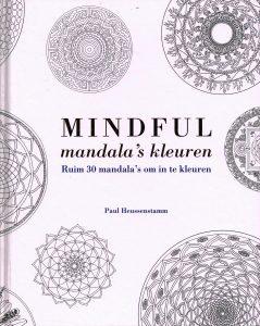 Mindful mandala's kleuren - 9789043918213 - Paul Heussenstamm
