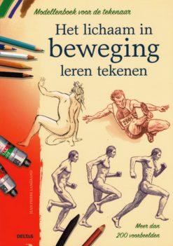 Het lichaam in beweging leren tekenen - 9789044734133 - Jean-Pierre Lamérand