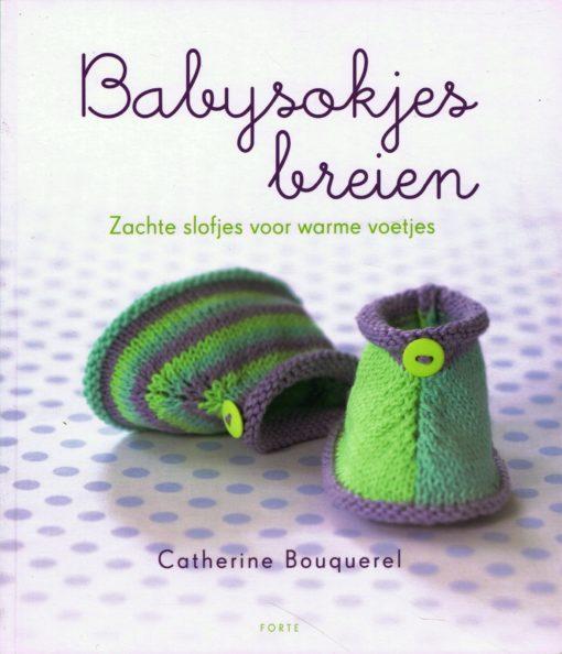 Babysokjes breien - 9789058779458 - Catherine Bouquerel