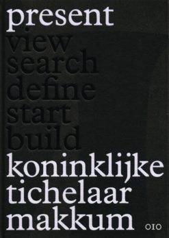 Represent Koninklijke Tichelaar Makkum - 9789064507076 -  de Vries