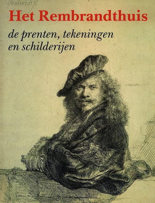 Het Rembrandthuis - 9789066302099 -