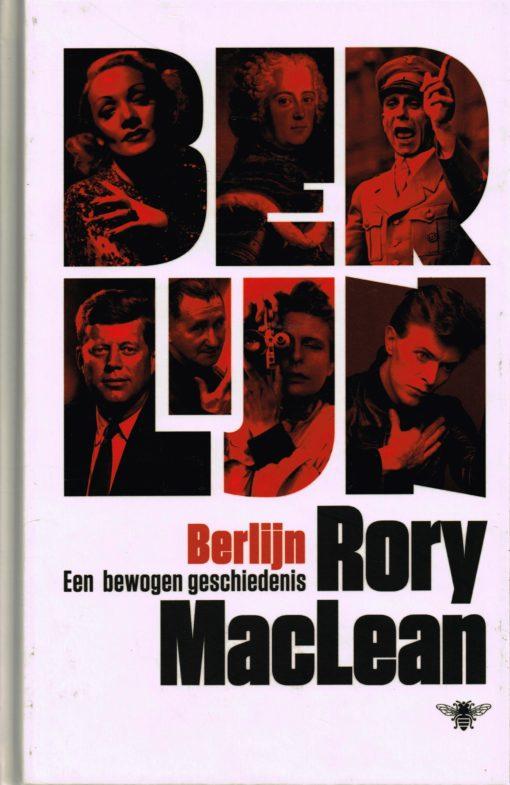 Berlijn - 9789085425144 - Rory MacLean