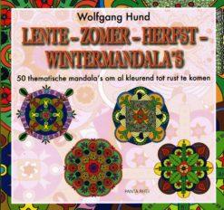 Lente-zomer-herfst-wintermandala's - 9789088401084 - Wolfgang Hund