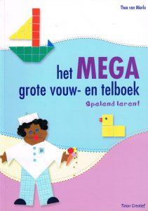 Het mega grote vouw- en telboek - 9789043915328 - Thea van Mierlo
