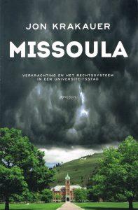 Missoula - 9789044629514 - Jon Krakauer