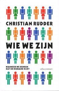 Wie we zijn wanneer we denken dat er niemand kijkt - 9789045023526 - Christian Rudder