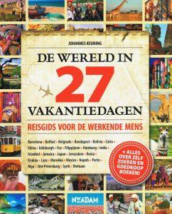De wereld in 27 vakantiedagen - 9789046809303 - Johannes Keuning