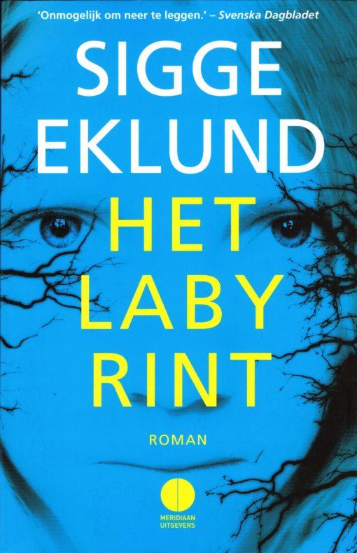Het labyrint - 9789048821518 - Sigge Eklund