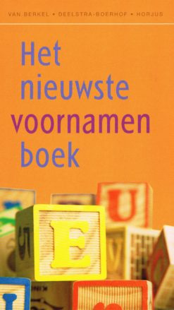 Het nieuwste voornamenboek - 9789049104320 -  van Berkel