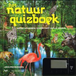 Het natuurquizboek - 9789052109084 - Jan Pedersen