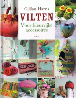 Vilten - 9789058779410 - Gillian Harris