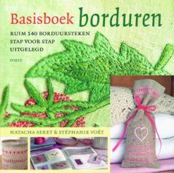Basisboek borduren - 9789058779540 - Natacha Seret