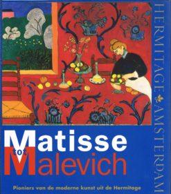 Matisse tot Malevich - 9789078653172 -