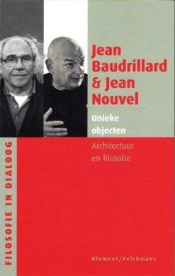 Unieke objecten - 9789086870837 - Jean Baudrillard