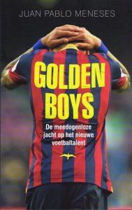 Golden boys - 9789400401891 - Juan Pablo Meneses