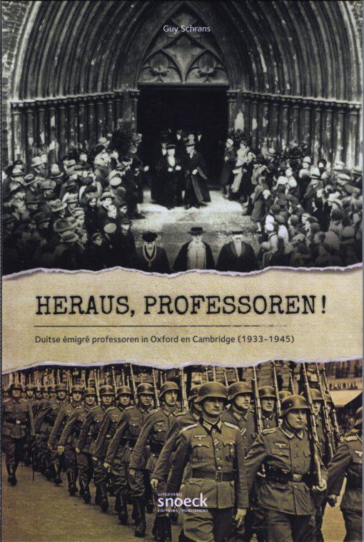 Heraus, Professoren! - 9789461610805 - Guy Schrans