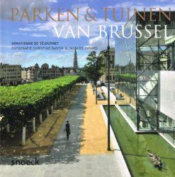 Parken & tuinen van Brussel - 9789461611161 - Donatienne de Séjournet