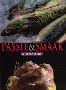 Passie & smaak - 9789461611178 - Wim Janssens