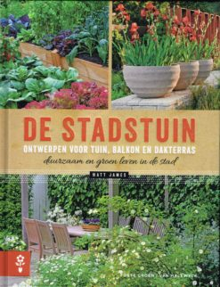 De stadstuin - 9789491853050 - Matt James