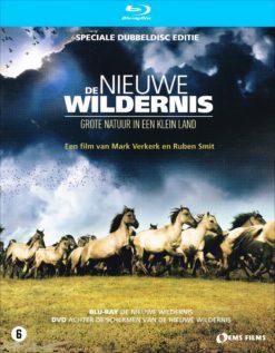 De Nieuwe Wildernis. Blu-ray - 8715664108260 - Mark Verkerk