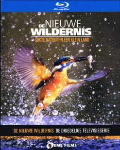 De Nieuwe Wildernis. De serie. Blu-ray - 8715664109335 -