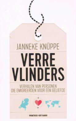 Verre vlinders - 9789035142534 - Janneke Knüppe