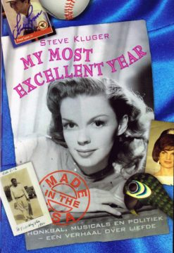 My most excellent year - 9789047701538 - Steve Kluger