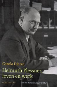 Helmuth Plessner, leven en werk - 9789047704362 - Carola Dietze