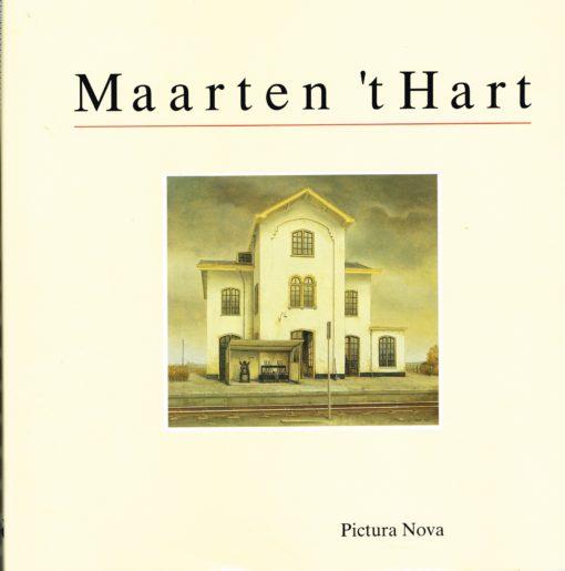 Pictura Nova - 9789072736031 - Maarten 't Hart