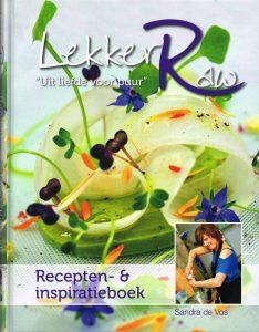 LekkerRaw - 9789082150209 - Sandra de Vos