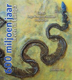 600 miljoen jaar leven in Europa - 9789085713562 - Giovanni Pinna