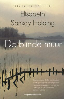 De blinde muur - 9789461643834 - Elisabeth Sanxay Holding