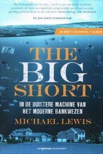 The Big Short - 9789461644077 - Michael Lewis