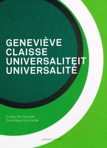 Geneviève Claisse - 9789462260672 -