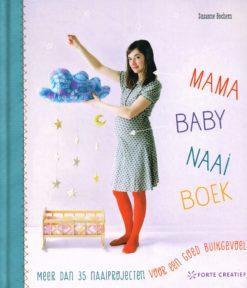 Mama-Baby-Naaiboek - 9789462500105 - Susanne Bochem