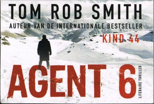 Agent 6 - 9789049802455 - Tom Rob Smith