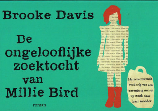 De ongelooflijke zoektocht van Millie Bird - 9789049804336 - Brooke Davis