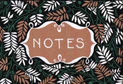 Notes - 9789049804428 - Floor Rieder