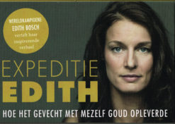 Expeditie Edith - 9789049804558 - Edith Bosch