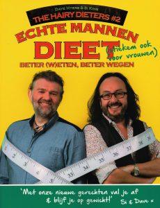 Echte mannen dieet - 9789021560601 - Dave Myers