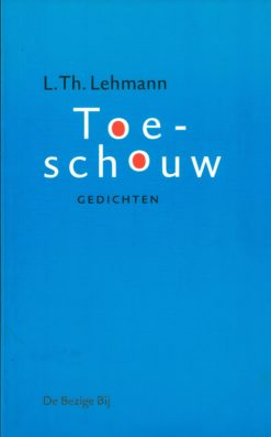Toeschouw - 9789023410119 - Louis Th. Lehmann