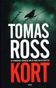 Kort - 9789023464532 - Tomas Ross