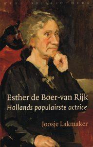 Esther de Boer-van Rijk - 9789028425514 - Joosje Lakmaker