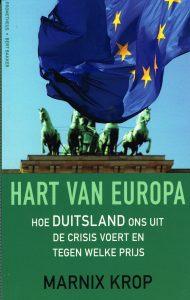 Hart van Europa - 9789035140868 - Marnix Krop