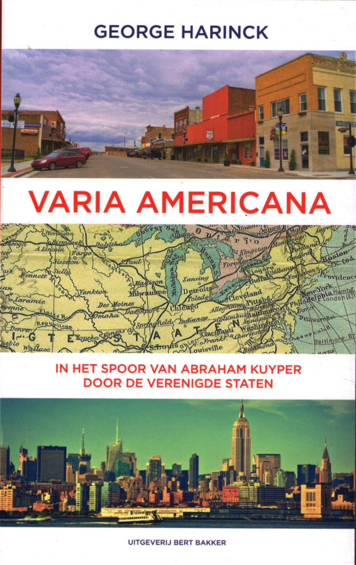 Varia Americana - 9789035144569 - George Harnick