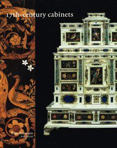 17th-century cabinets - 9789040094514 -
