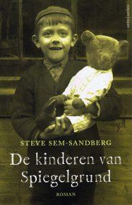 De kinderen van Spiegelgrund - 9789041422361 - Steve Sem-Sandberg